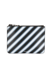 Off-White Diagonal Spray Pouch