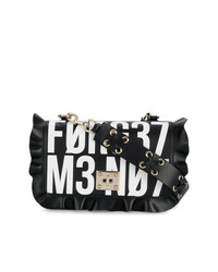 RED Valentino Red Printed Shoulder Bag