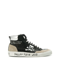 Philipp Plein Mm Mid Top Sneakers