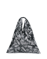 MM6 MAISON MARGIELA Logo Tote Bag