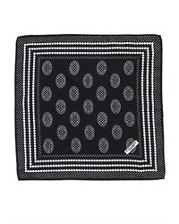 Dolce & Gabbana Silk Pocket Square