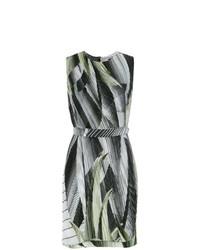 Geometric print dress medium 7638951