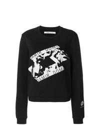 Damir Doma Front Printed Sweatshirt