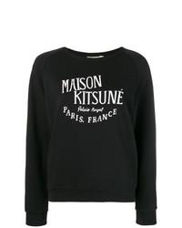 MAISON KITSUNE Maison Kitsun Logo Patch Sweatshirt