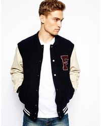 French Connection Jacket Varsity