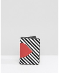 Stripe lip card holder medium 1252153