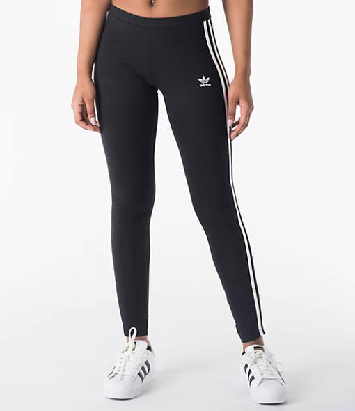 4b85ceb72b7cd adidas Originals 3 Stripes Leggings