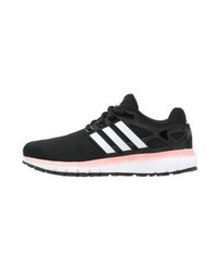 adidas Energy Cloud Wtc Neutral Running Shoes Core Blackwhitestill Breeze