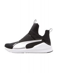 Puma Fierce Core Sports Shoes Blacksilver