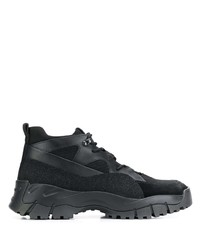 Tod's High Top Mid Mountain Boots