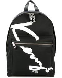 Kenzo Logo Signed Backpack