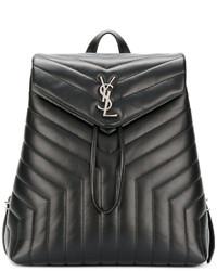 Saint Laurent Medium Loulou Backpack