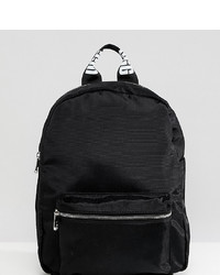 UGG S Logo Tote Backpack In Black