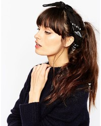 Asos Collection Star And Paisley Bandana Neckerchief