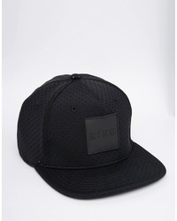 King Apparel 6 Panel Snapback Cap