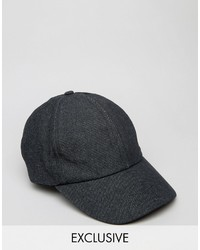 9d62cff993a Reclaimed Vintage Distressed Baseball Cap Tobacco Out of stock · Reclaimed  Vintage Baseball Cap In Denim Black