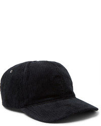 Louis cotton corduroy baseball cap medium 1160938