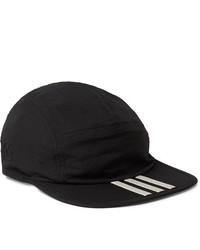 Y-3 Reversible Logo Embroidered Ripstop Baseball Cap