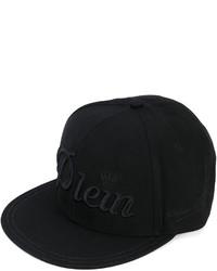 Philipp Plein Men s Black Headwears from farfetch.com  d06e169ff872