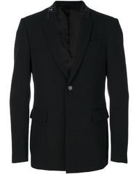 Black Beaded Blazer