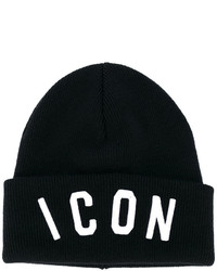 DSQUARED2 Icon Slogan Beanie Hat