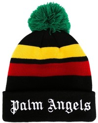 Palm Angels Rastafari Pompom Beanie