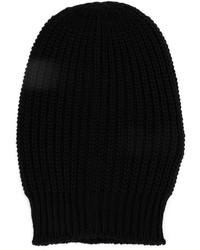 Rick Owens Slouchy Knit Beanie