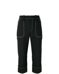 Chloé Cropped Fitted Trousers
