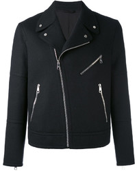 Black biker jacket original 8633725