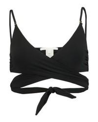 Stella McCartney Bikini Top Black