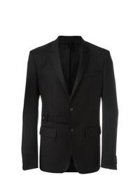 Givenchy Belt Detail Blazer Black