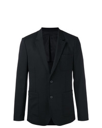 AMI Alexandre Mattiussi Half Lined Two Button Jacket