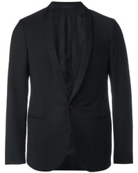 Lanvin One Button Tuxedo Jacket