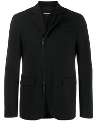 DSQUARED2 Off Centre Zip Jacket