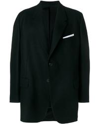 Neil Barrett Oversized Single Breasted Blazer