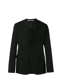 Kenzo Single Breasted Blazer Black