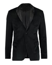Pier One Suit Jacket Black
