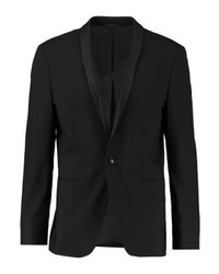 Calvin Klein Taylor Suit Jacket Perfect Black