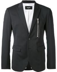 DSQUARED2 Zipped Pocket Blazer
