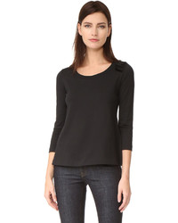 Salvatore Ferragamo Long Sleeve Top
