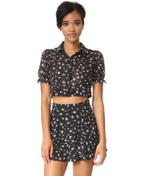 Wildfox Couture Wildfox Swing Set Blouse