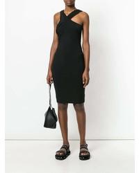 Crossover strap dress medium 7849161
