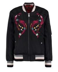 Bomber jacket black medium 3948544
