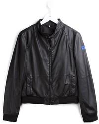 Armani Junior Classic Bomber Jacket