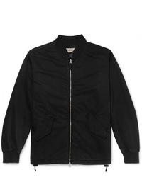 Aspesi Cotton Twill Bomber Jacket