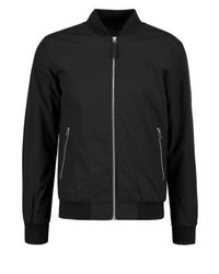 Jack & Jones Jorpacific Bomber Jacket Black