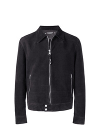 Alexander McQueen Knitted Back Jacket