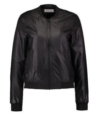 Nmshiny universe bomber jacket black medium 3948290