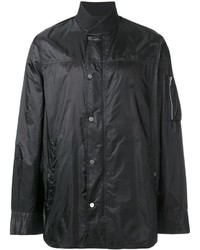Diesel Black Gold Rainproof Bomber Jacket