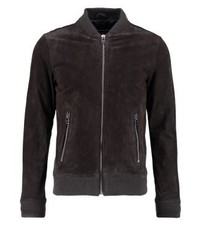 Ted bomber jacket anthrazit medium 3831555